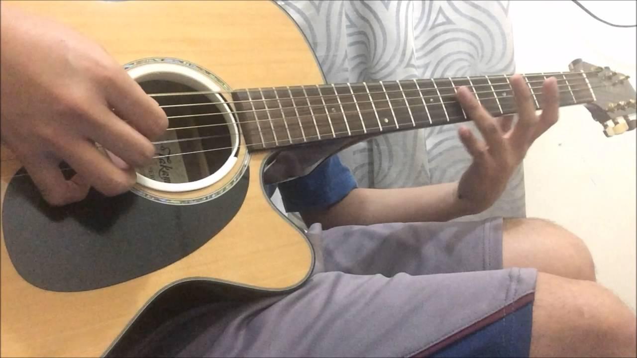 Rezero Ed2 Stay Alive Guitar Fingerstyle Full Ver Tab Chords