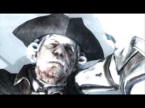 Assassin's Creed 3 Gameplay/Walkthrough Killing John Pitcairn