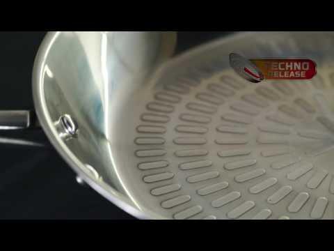 T-fal Techno Release™ Technology