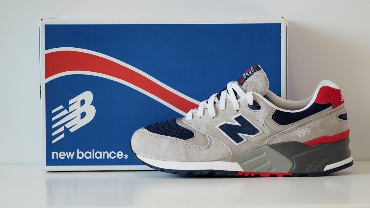 pretty nice 6e45a 32f12 Обзор кроссовок New Balance 999 Elite Edition