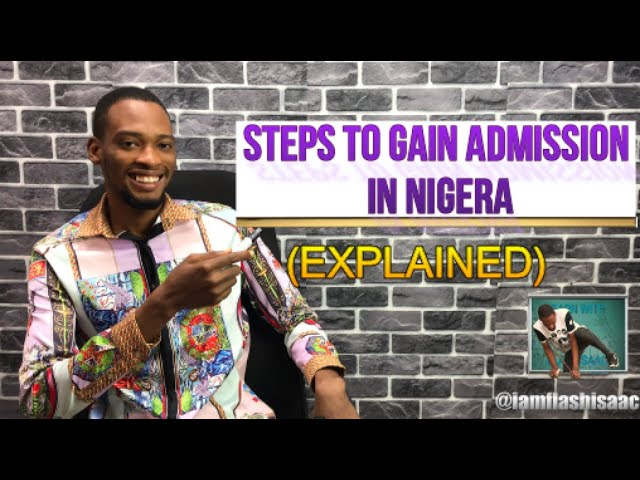 How to Gain Admission in Nigeria (Genuine)