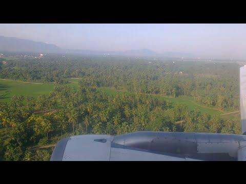 Landing in Banda Aceh