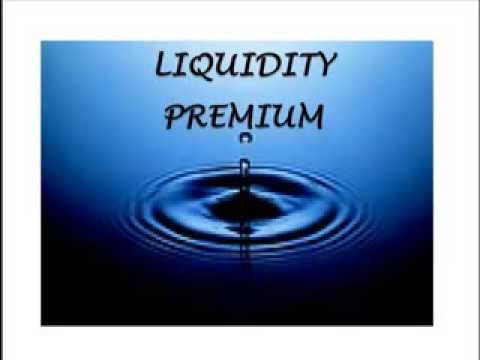 Liquidity Theory and Required Rate