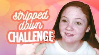 STRIPPED DOWN CHALLENGE | Mackenzie Davis