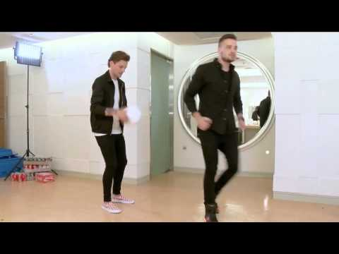 Behind The Scenes Of The One Direction For Coca Cola Mexico