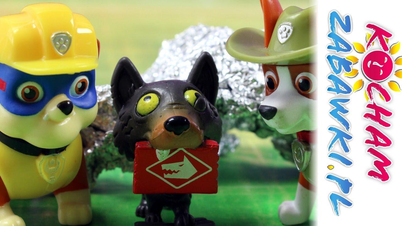 The Ugglys Pets & Psi Patrol – Śmietnik w lesie – Bajki dla dzieci