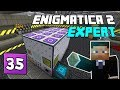 Enigmatica 2: Expert Mode - EP 35   Advanced Generators Gas Turbine