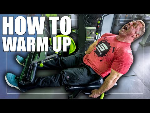 How To Warm Up Intelligently (THE RIGHT WAY)