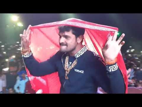 Lage Dar e Dewar Kari Ghat a Raja khesari lal yadav video