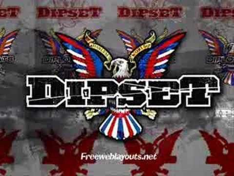 Dipset - Real Niggaz