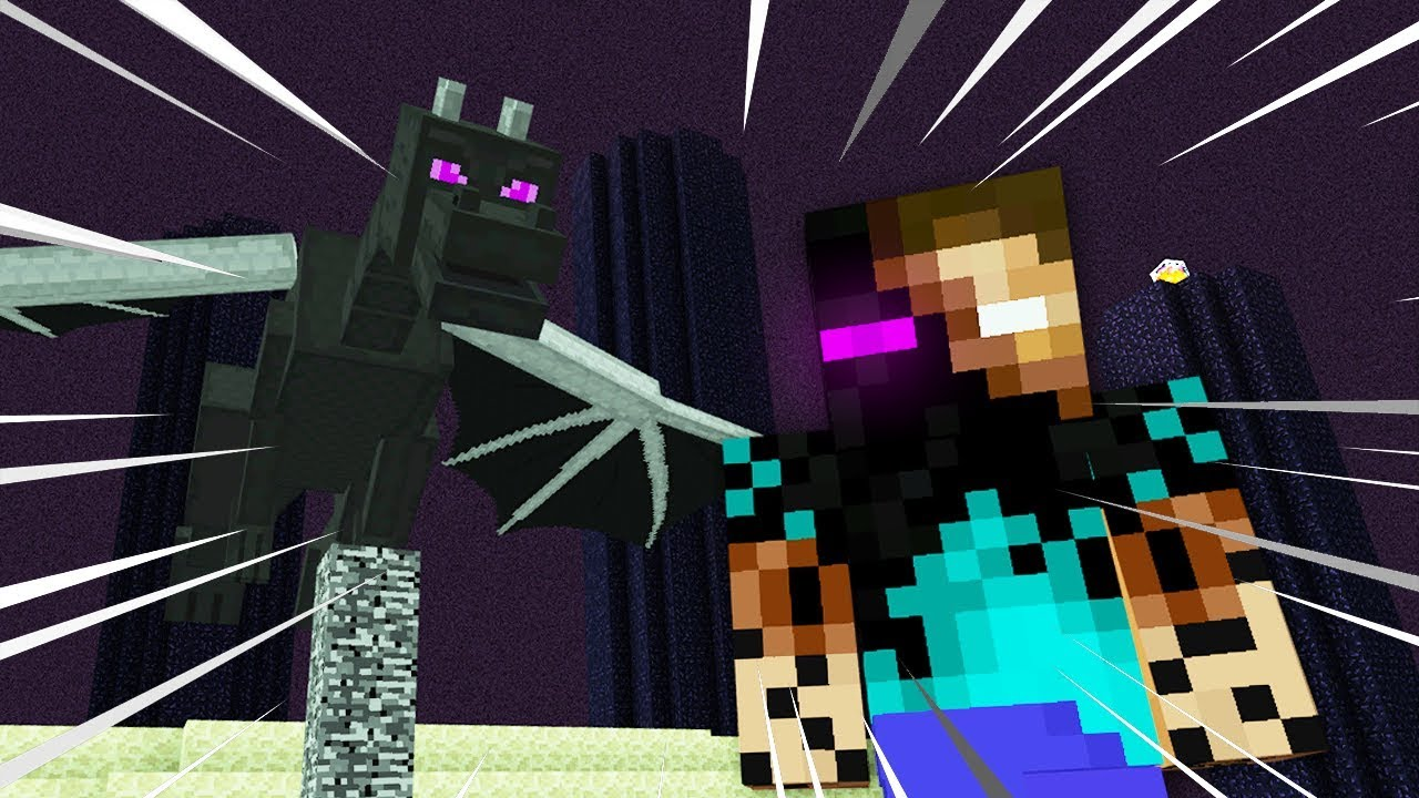 enderbrine is coming    scary   minecraft
