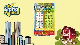 Gratta & Vinci - Proviamo Città contro Campagna!