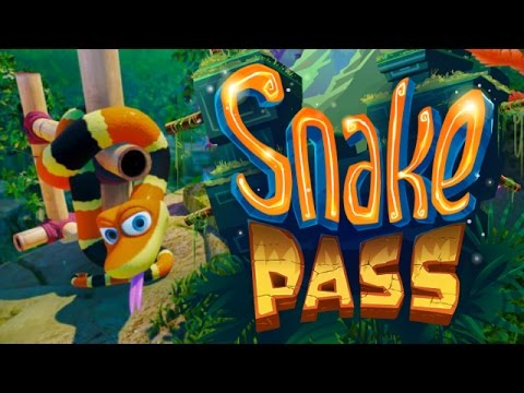 Snake Pass - The Great British Snake Off