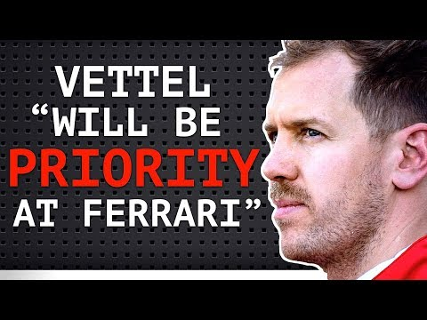 "Vettel ""Will Be Priority"" At Ferrari - 2019 Rule Changes Are ""Embarrassing"""