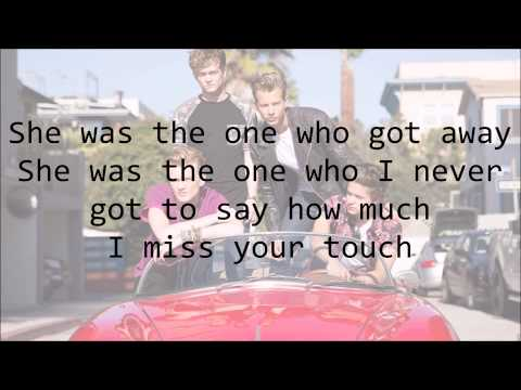 The Vamps - She Was The One (with Lyrics)