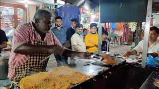 Mumbai&#39s Famous Rajnikant Style Dosa  Muttu Dosa Corner  Indian Street Food