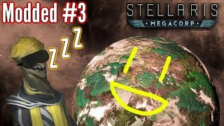 Stellaris | Modded Ep3 | Decadent Paradise World + Psykers!