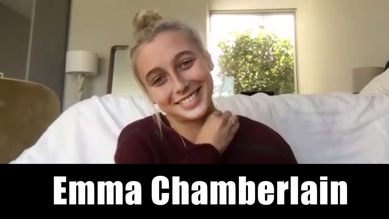 Emma Chamberlain Speaks On The Perfect Coffee, Impostor Syndrome, & The Best Advice She's Received