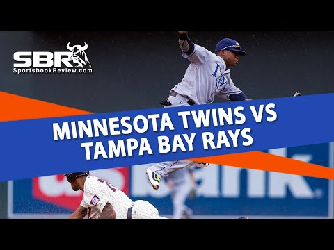Minnesota Twins vs Tampa Bay Rays | MLB Betting Preview | Free Picks