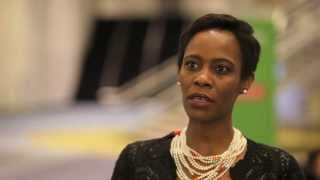 Audrey Mothupi, Standard Bank of South Africa