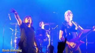MICHAEL SCHENKER  Toulouse -Rock You Like A Hurricane - Le Bikini - 08/11/2015