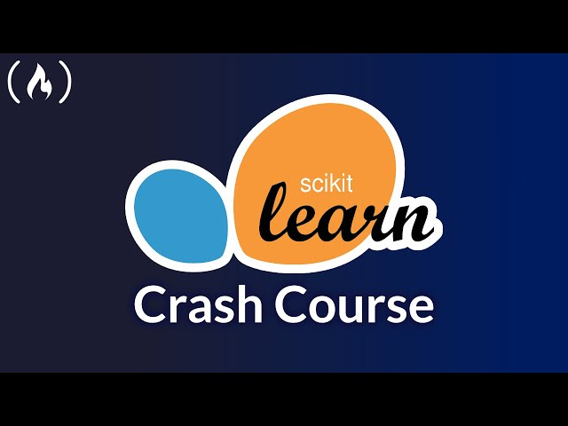 Scikit-learn Crash Course - Machine Learning Library for Python
