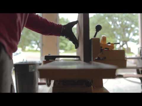 Making Black Walnut Live Edge Charcuterie Boards