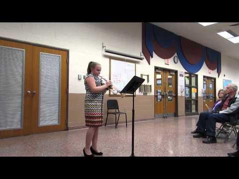 Susquenita Middle School Band - Instrumental Recital April 2, 2014