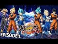 DRAGON BALL FIGHTER Z - FR | Mode HISTOIRE - Episode 1 ( PS4 Pro )