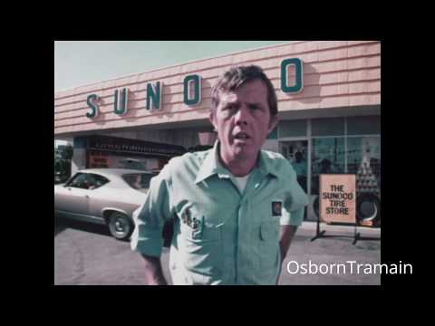 1977 Sunoco Commercial - The Tire Store