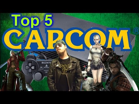 Top 5 Capcom Games For PlayStation 2 | Power Metal Gamer