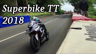 Isle Of Man TT 2018 - Record breaking Superbike race HD