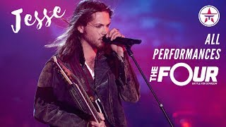 Download lagu Jesse Kramer All Performances On The Four Season 2