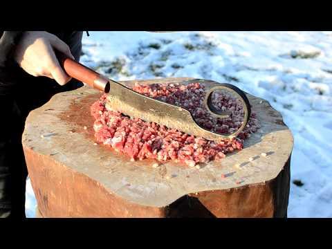 Видео уроки рубки мяса