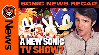 SEGA Interested in a Sonic TV Show? IDW Sonic Annual 2020 Announced! (Sonic News)
