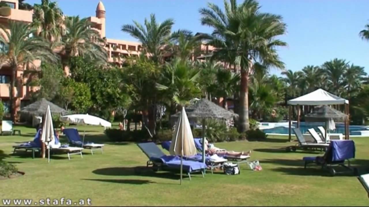STAFA REISEN Hotelvideo: Kempinski Bahia Estepona Costa del Sol