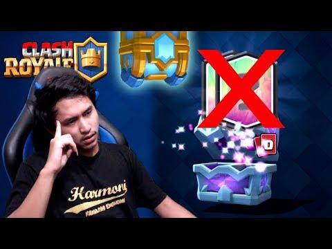 BUKA DRAFT CHEST + CLAN BATTLE CHEST !! Clash Royale Indonesia