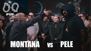 PVPBattle Season2: Montana vs Pele 1/2 (Teaser) 24 January