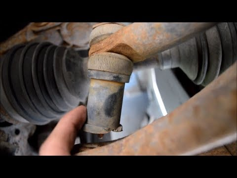 How to Replace Sway Bar Links- Buick LeSabre