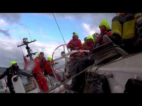 Przygotowania Sailing Poland do startu w The Ocean Race