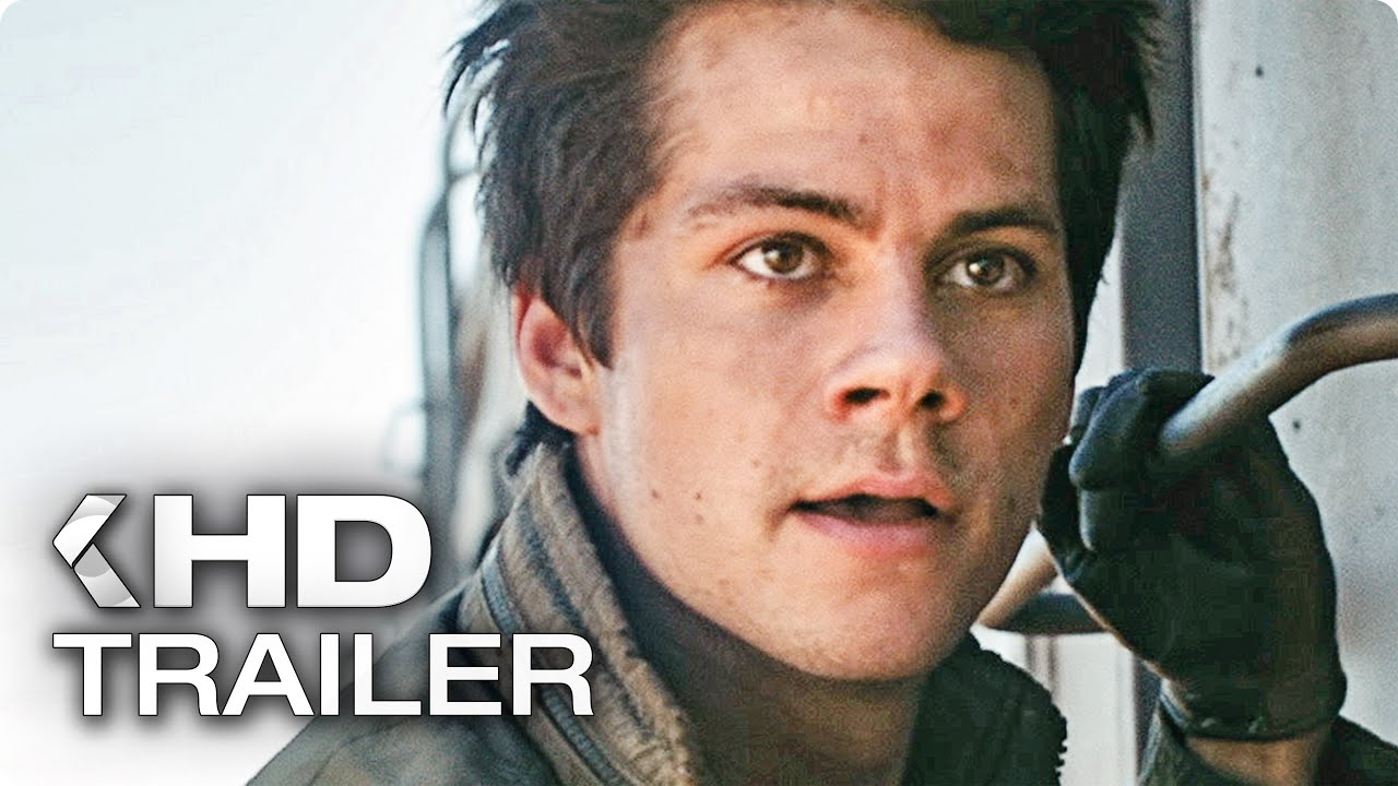 maze runner 3 trailer german