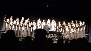 Sprayberry High School, A Holiday Concert, December 8, 2016, Jingle Bells