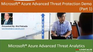 Gambar cover Azure Advanced Threat Protection (ATP) Part 1