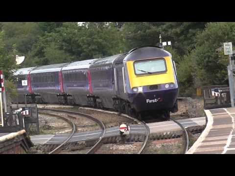 The Class 43 HST In Action