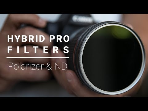 Sandmarc launches hybrid polarized ND filters for DSLR and mirrorless cameras