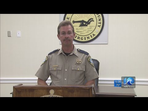 Isle of Wight Sheriff provides updates on double homicide