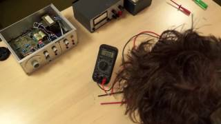 Demonstratie: Elektrische weerstand meten met een multimeter