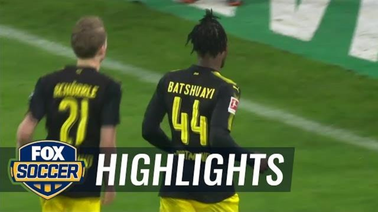 köln dortmund highlights