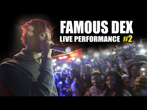 FAMOUS DEX MOST TURNT LIVE PERFORMANCE #2 (Virginia,July,2016)