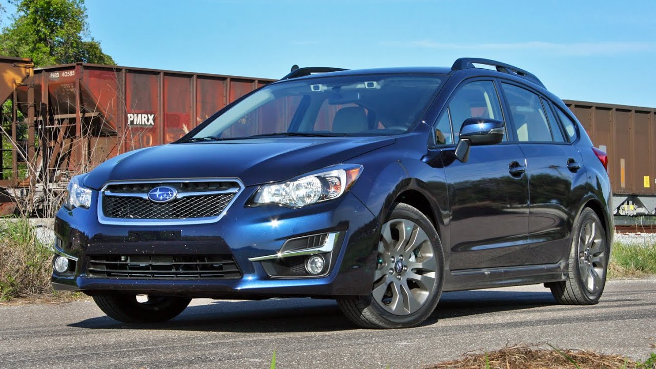 2016 Subaru Impreza 2 0i Sport Limited – Driven | Top Speed